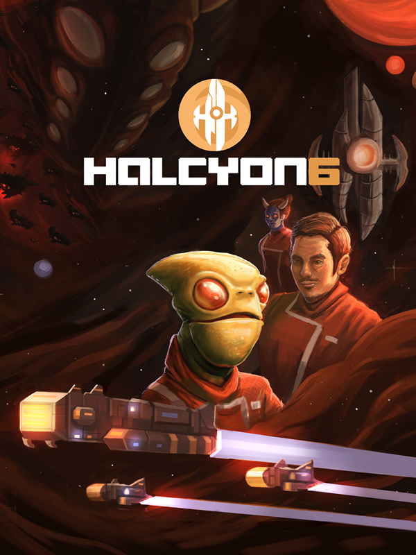 'Halcyon 6 Wins Firestarter - Best Game Music Award' core news picture