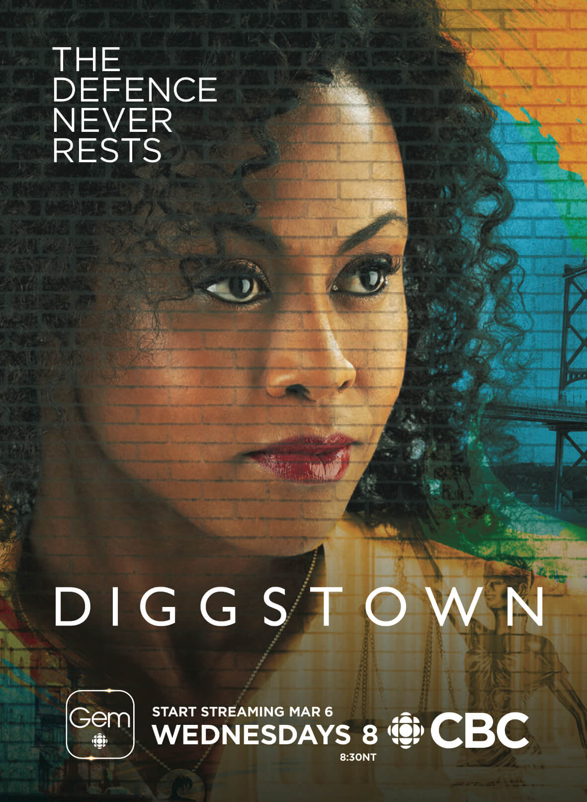 'Diggstown on CBC' core news picture