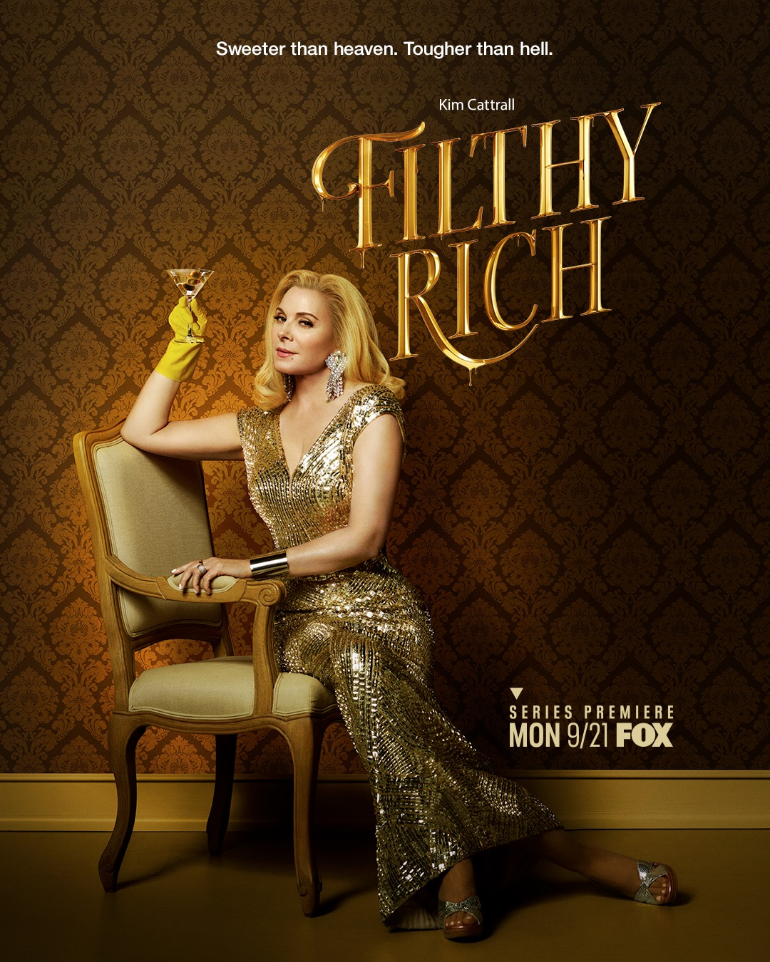 'Filthy Rich to Premiere on Fox Sept. 21' core news picture