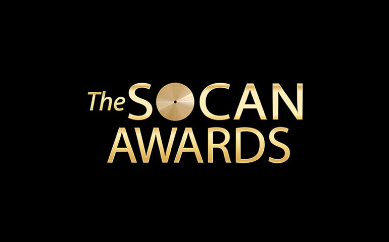 'SOCAN Awards Honour 4 Core Composers' core news picture