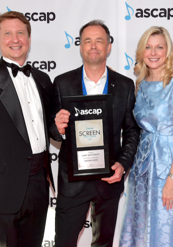 'Gary Koftinoff Wins a 2018 ASCAP Award' core news picture