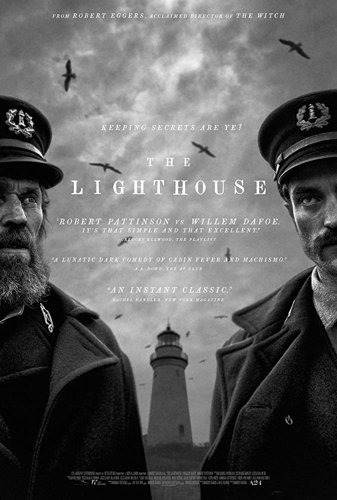 'THE LIGHTHOUSE to Open in 500 Theaters Friday Oct. 25' core news picture