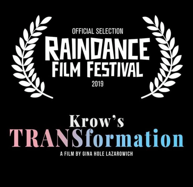 'Krow's TRANSformation will premiere at Raindance' core news picture
